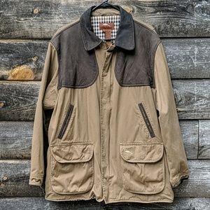 Bob Timberlake Dark Tan Field Jacket